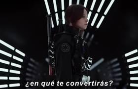 Rogue One: Una historia de Star Wars - Primer Adelanto (Sub Español) 2016 [HD]