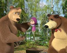 Masha and the Bear - Spring Has Come (Cap 7)