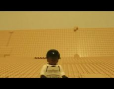 Star Wars Trailer George Lucas Special Edition LEGO