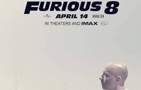 Vin Diesel shared the first poster of Fast and Furious 8