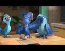 Rio 2 Official Movie MUSIC VIDEO What Is Love 2014 HD Jesse Eisenberg Bruno Mars Animated Movie