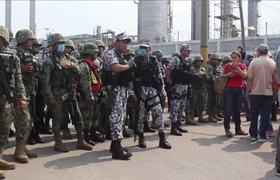3 muertos, 136 heridos y 18 desaparecidos saldo de la explosión de Petroquímica de Pemex en Veracruz