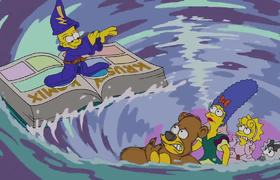 Brilliant The Simpsons Couch Gag From Blackeyed Please Hd Videos Unemploymentrelief Wooden Chair Designs For Living Room Unemploymentrelieforg