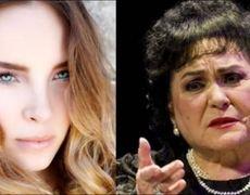 Belinda se le pone al tu por tu a Carmen Salinas
