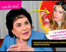 Belinda sigue en pelea cón Carmen Salinas