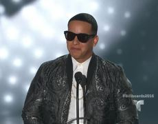 """Billboard 2016: Daddy Yankee gana """"Líder de la Industria"""""""