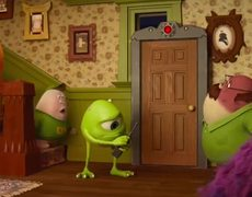 Muppets Most Wanted Pixar Short Party Central 2014 HD Monsters University Short