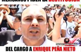 El Nopal Times - Mexicanos exigen la renuncia de #EPN