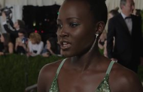 Met Gala 2016: Lupita Nyong'o on Her Matrix and Nina Simone-Inspired Look