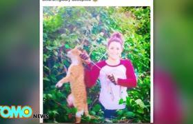 Veterinaria que mato gato con flecha se niega a entregar su licencia