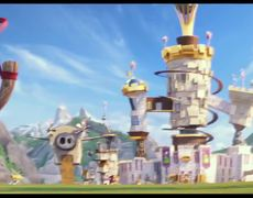 The Angry Birds Movie - Official Movie CLIP: House of Horrors (2016) HD - Jason Sudeikis, Josh Gad Movie