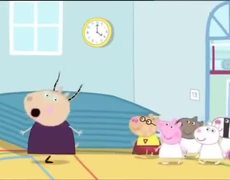 Peppa Pig - Clase de gimnasia