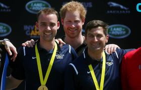 Prince Harry Attends The Invictus Games 2016