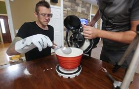 Make Liquid Nitrogen Ice Cream