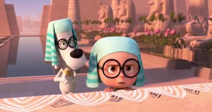 Mr Peabody Sherman My Fat Egyptian Wedding 2017 Movie Clip Videos Meta