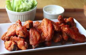 Make Buffalo Original Style Chicken Wing Sauce