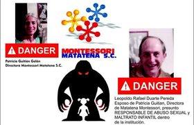 Detienen a abusador de menores del colegio Montessori Matatena