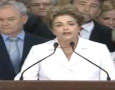 Discurso de Dilma Rousseff al ser suspendida de la presidencia de Brasil.