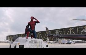 CAPTAIN AMERICA: CIVIL WAR - Official Movie TV Spot: Spider-Man vs Cap (2016) HD - Marvel Movie