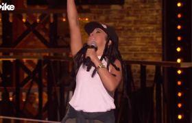 "Lip Sync Battle: Gina Rodriguez performs Lil' Wayne's ""A Milli"""