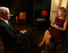 Kathy Griffin Anderson Cooper with General