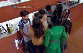 Emiliano abandona MasterChef Junior México