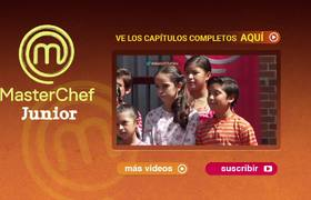 MasterChef Junior - Programa 7