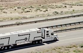 Otto – Self-Driving Trucks