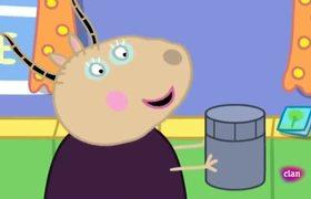 Peppa Pig - La cápsula del tiempo