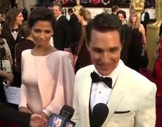 Matthew McConaughey Wants to Make Another Baby After Oscars Win