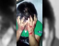 #video - Woman beats man who touched intimate part in the Metro