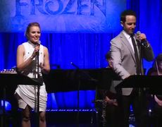 Frozen Love Is An Open Door Performed by Kristen Bell and Santino Fontana HD