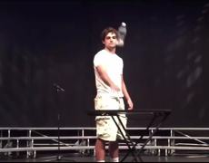Teen Flips a Water Bottle at Talent Show — And the Internet Loses its Mind