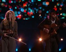 The Voice USA 2016: Adam Wakefield and Alison Krauss: