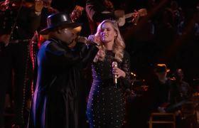 The Voice USA 2016 Hannah Huston and CeeLo: