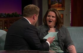 The Late Late Show: Chewbacca Mom Gets a Surprise from the Real Chewbacca
