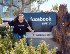 Facebook awarded Chewbacca Mom