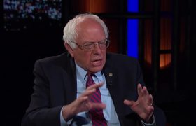 Bernie Sanders Interview in Real Time with Bill Maher (HBO)
