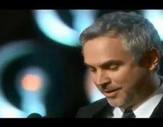 Oscar 2014 WINNER Director Alfonso Cuarón Acceptance Speech for Gravity