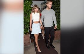 Taylor Swift & Calvin Harris Are OVER!