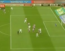 Atletico Madrid vs Real Madrid 21 2014 Karim Benzema Goal