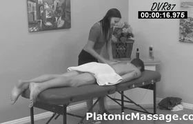 Hidden Camera Video Footage Of My Platonic Massage Date