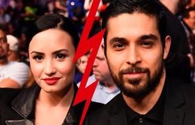 Demi Lovato y Wilmer Valderrama terminan después de 6 años