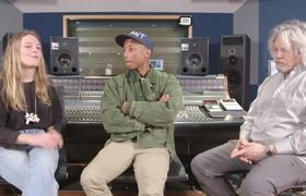 Pharrell Williams Is Impressed By Music Student's Song