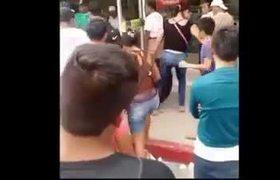 Saquean tienda Coppel en el municipio de Palenque