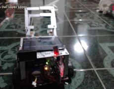 Student creates robot garbage collector in #Oaxaca
