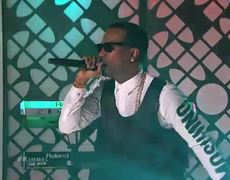 JKL Juicy J Performs Bounce It 2822014