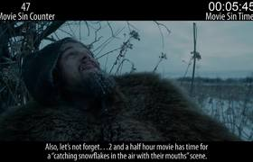 Everything Wrong With The Revenant