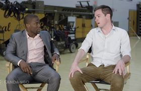 Central Intelligence - EXCLUSIVE Set Visit (2016) HD - Dwayne Johnson, Kevin Hart Movie