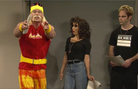 OMG Cena is Hulk Hogan - Maya & Marty